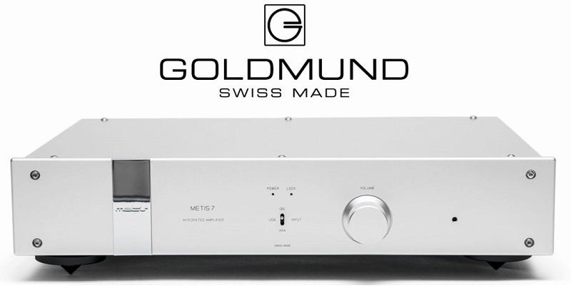 ampli Goldmund Metis 7