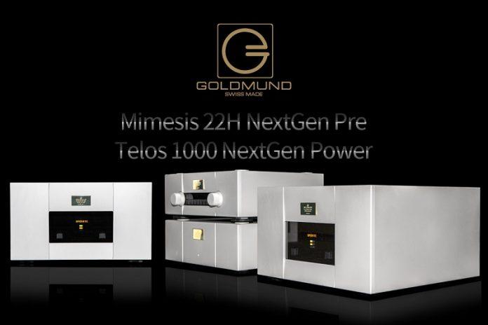 ampli Goldmund Mimesis 22H NextGen chuan