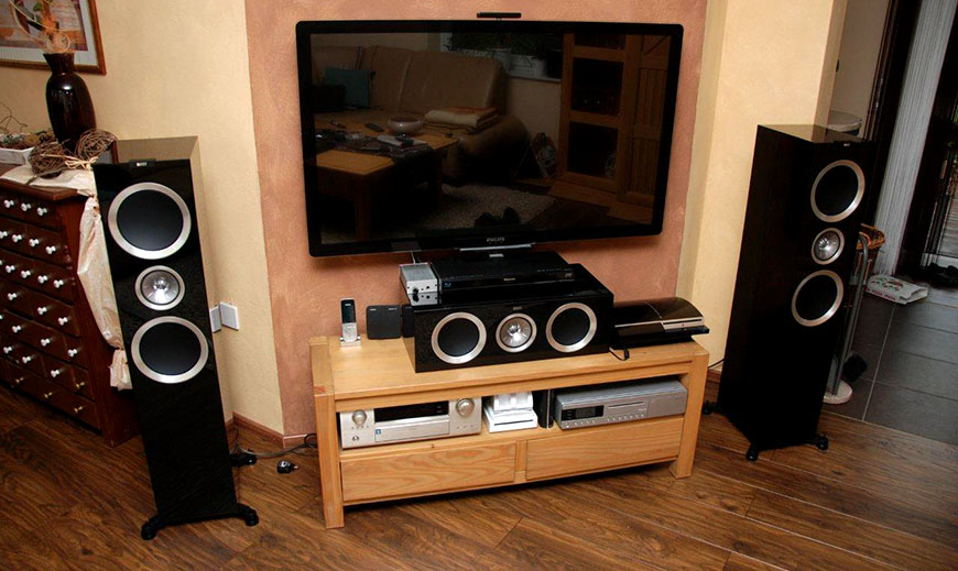 Dong KEF R Series chat