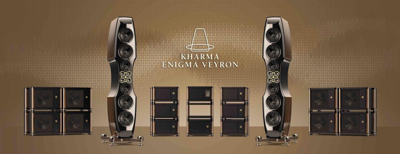 loa Kharma Enigma Veyron EV-1