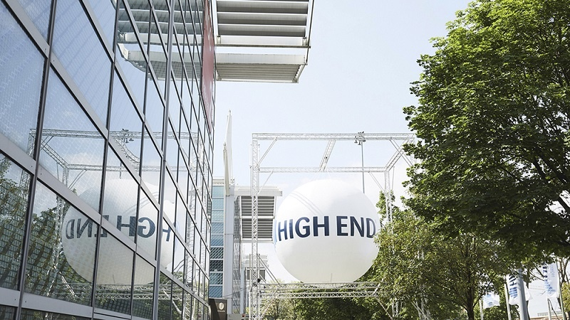 High End Munich Show 2019