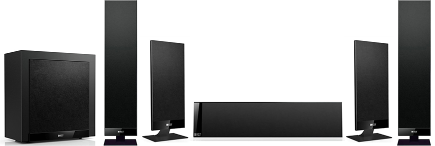 Loa KEF T-2 chat
