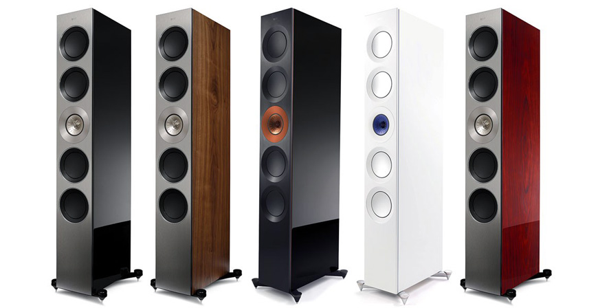 loa KEF Reference 5 chuan