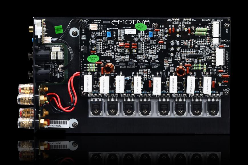 Power ampli Emotiva XPA-11 Gen3 tot
