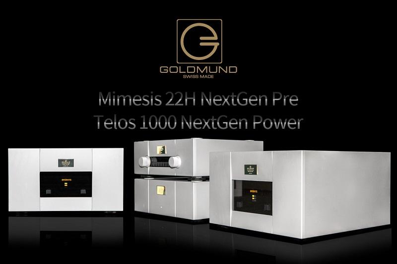 ampli Goldmund Mimesis 22H NextGen
