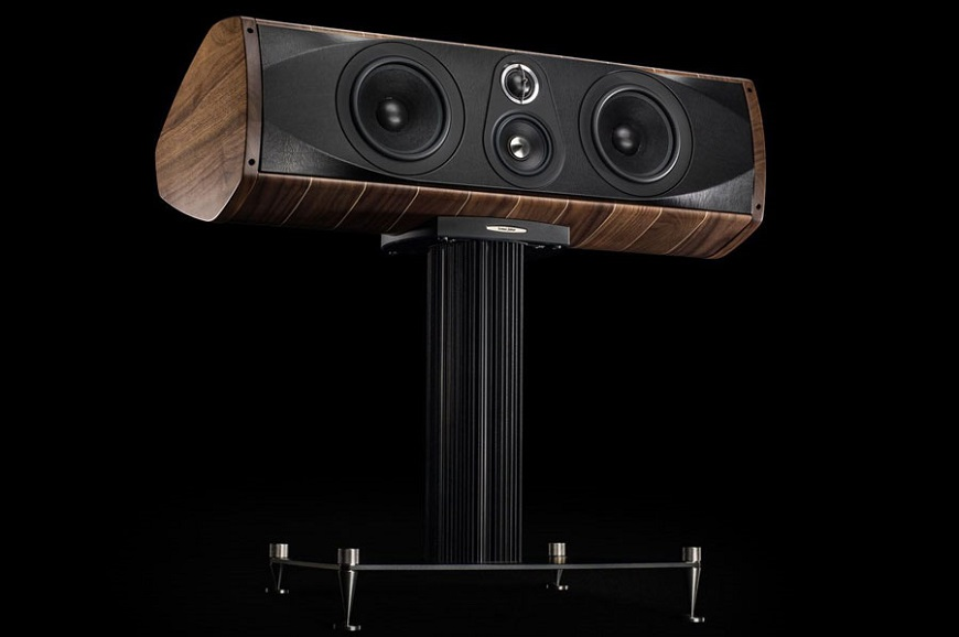 Loa Sonus Faber Olympica Center chat