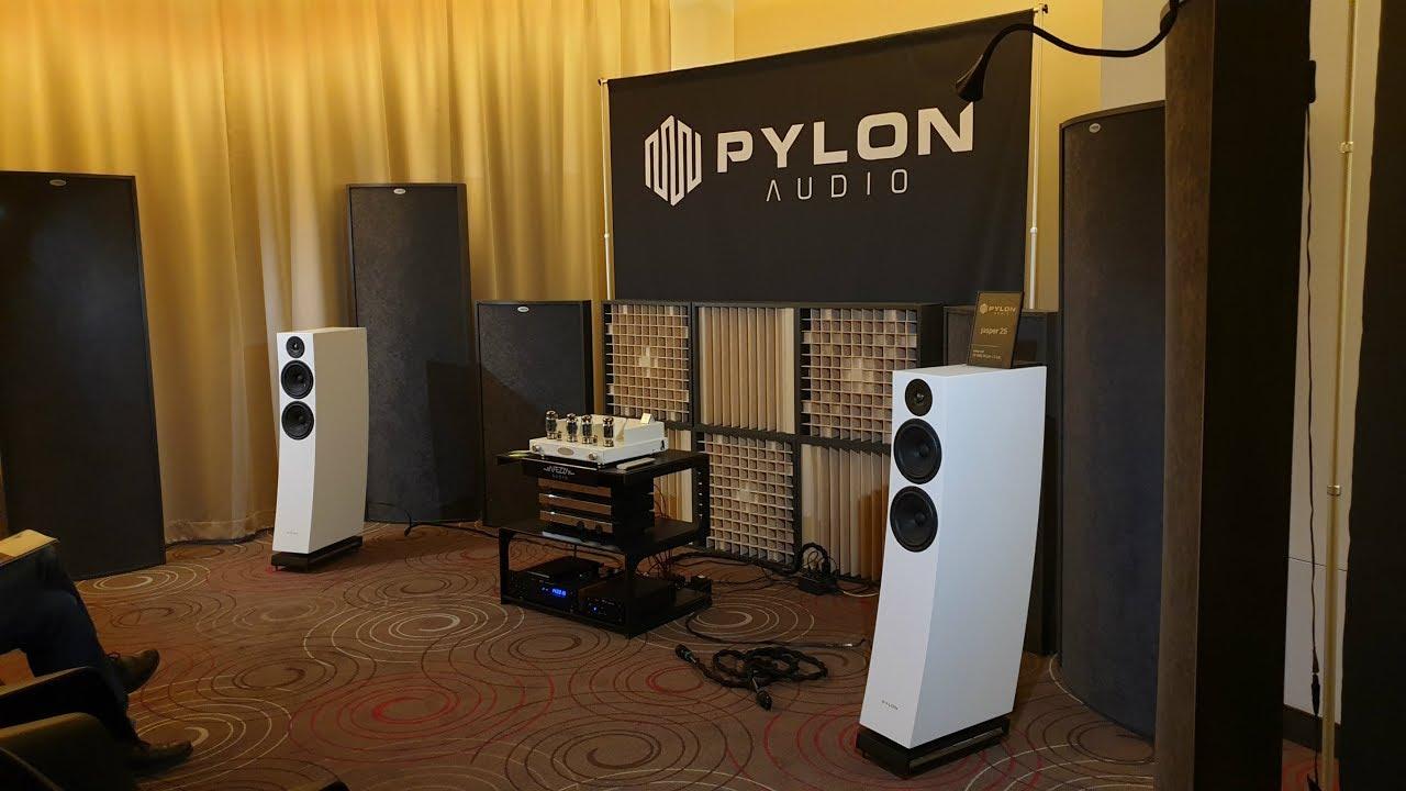 loa pylon audio jasper 25 white