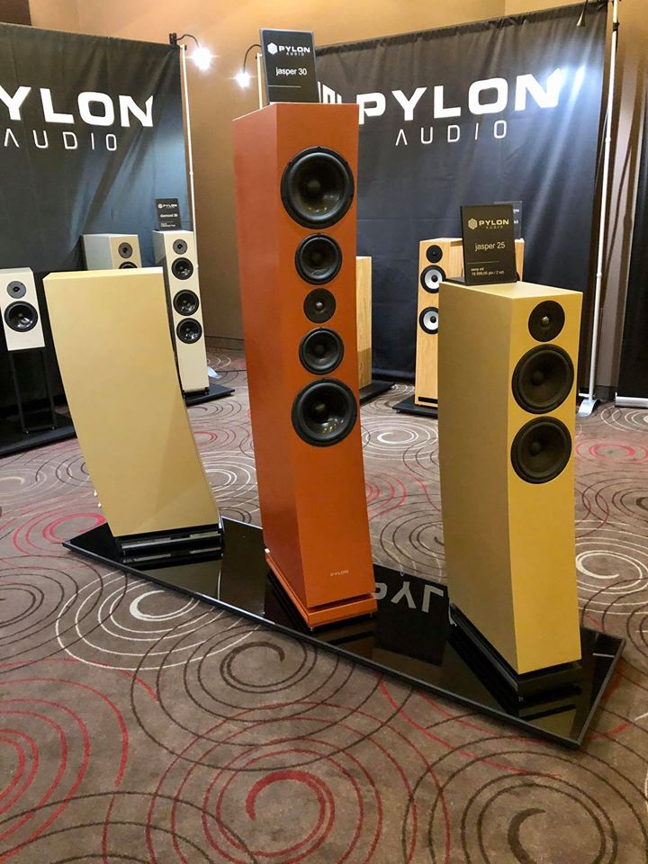 loa pylon audio jasper 30